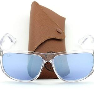 Ray-Ban Sunglasses With Violet Lenses!